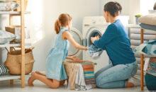 Wohnungsgenossenschaft Einheit Calbe eG - CO2 Bewusst waschen
