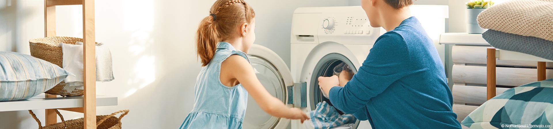 Wohnungsgenossenschaft Einheit Calbe eG - CO2 Bewusst waschen 2