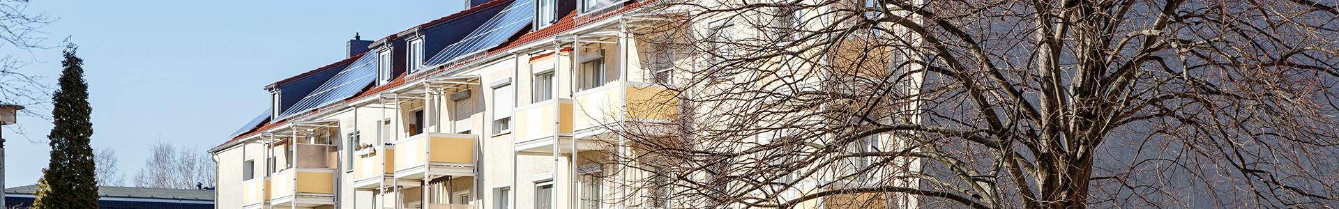 Wohnungsgenossenschaft Einheit Calbe eG - Wohnungssuche