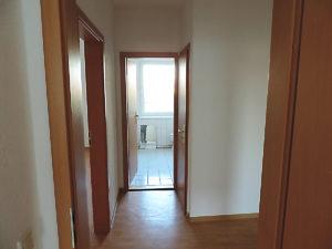 3-Raum-Wohnung in Glöthe