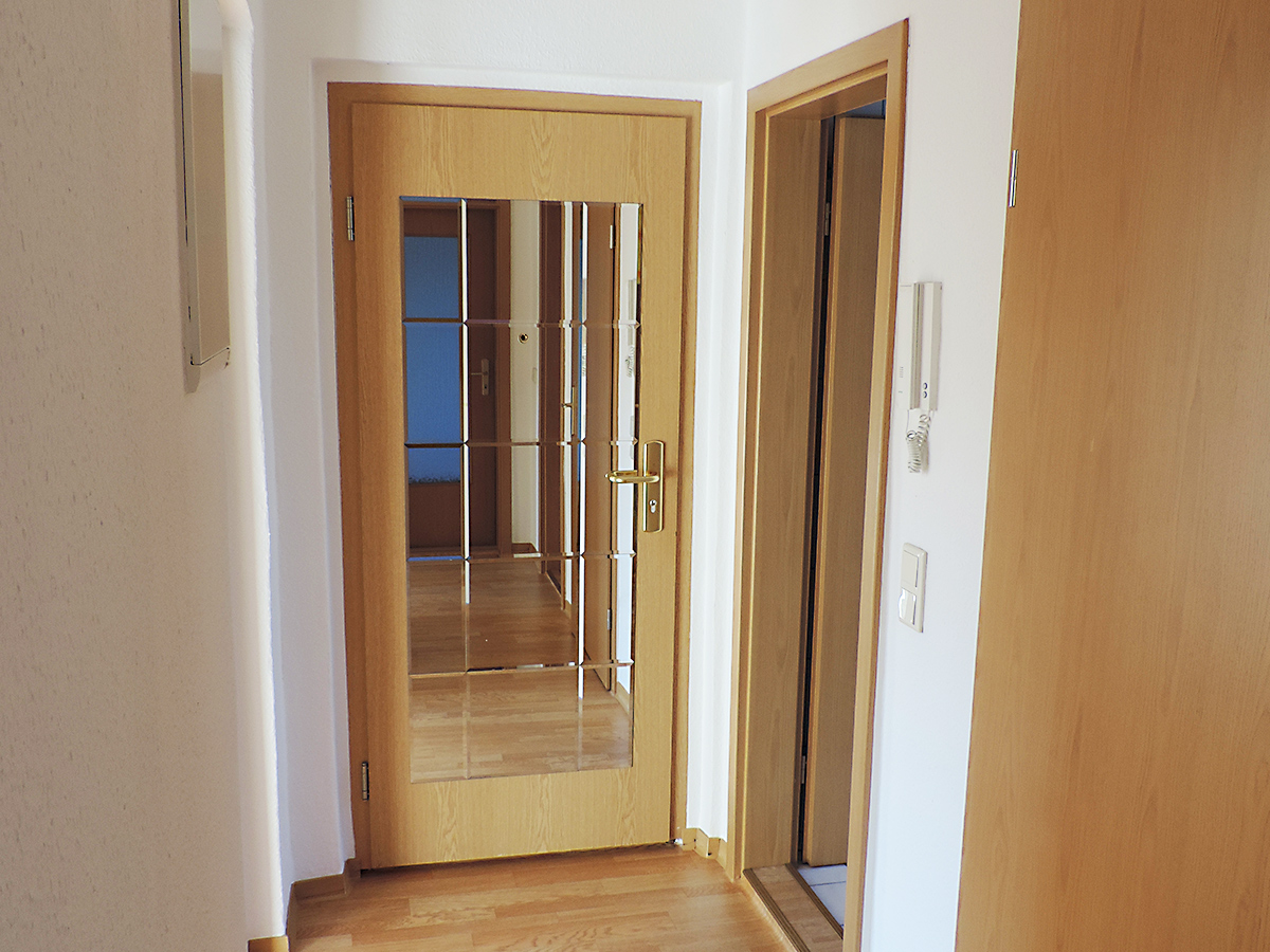 3-Raum-Wohnung in Calbe